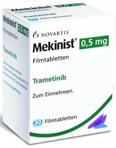 Мекинист 0.5 мг