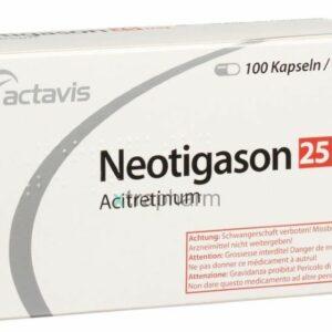 Неотигазон 25 мг