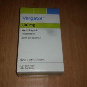 Варгатеф 100 мг