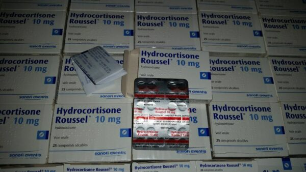 Гидрокортизон таблетки