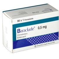 Бараклюд 0.5 мг