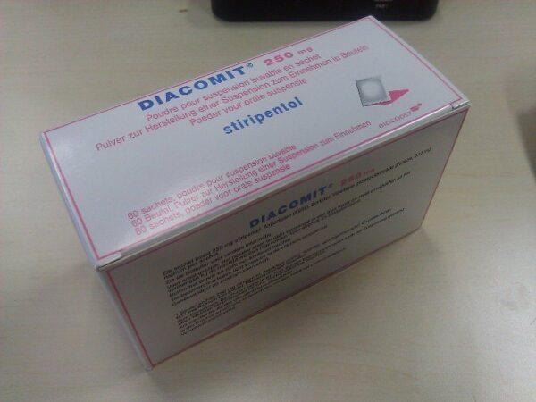 Диакомит (Diacomit)