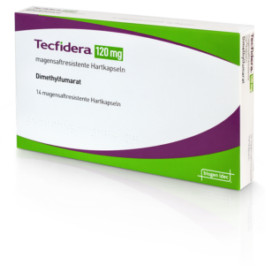 Текфидера 120 мг