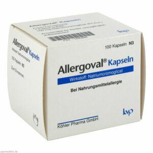 Аллерговал цена
