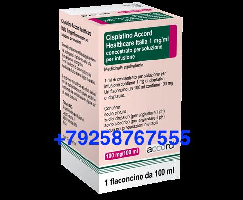 Цисплатин 100 мг (Cisplatin)