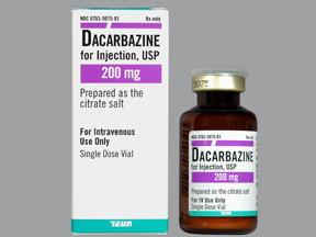 Дакарбазин 200 (Dacarbazin)