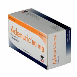 Аденурик 80 мг