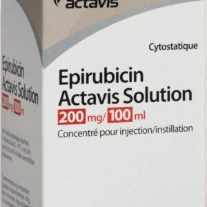 Эпирубицин