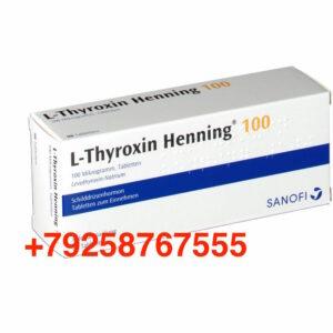 Л-Тироксин 100 (l-thyroxin 100)