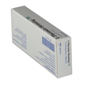 Л-Тироксин 75 мг