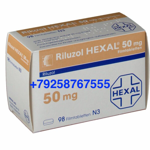 Рилузол (riluzole)