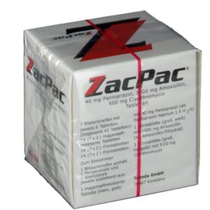 ZacPac цена