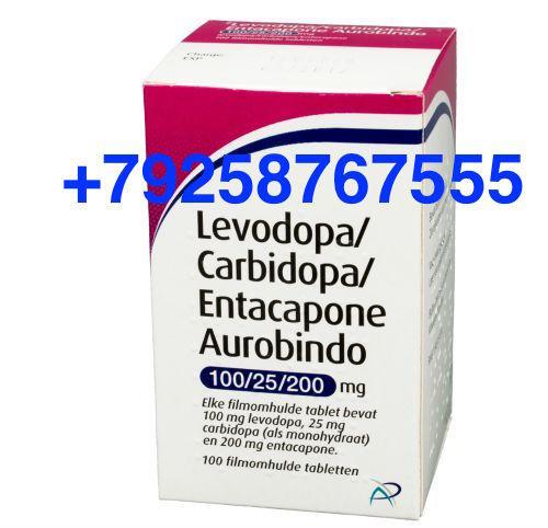 Леводопа / карбидопа / энтакапон 100/25/200 мг