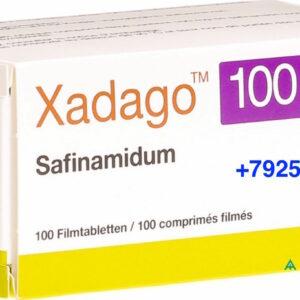 Ксадаго 100 мг (Сафинамид)